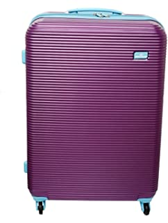 Princeware LINEA 4 W Spinner 67 PURPLE Trolley available at Amazon for Rs.4900