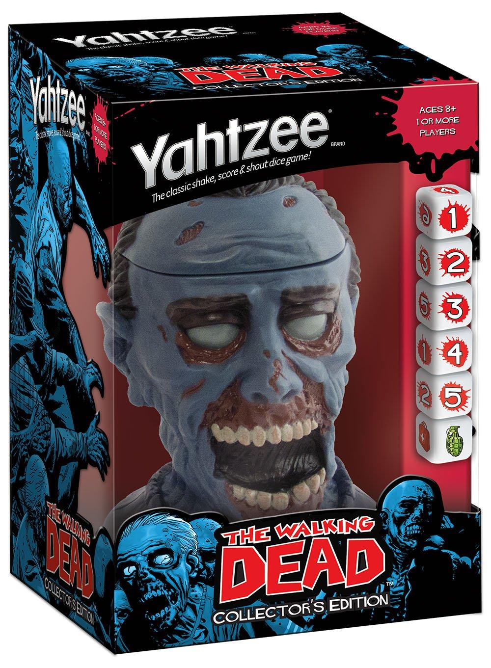 YAHTZEE: The Walking Dead Collector's Edition