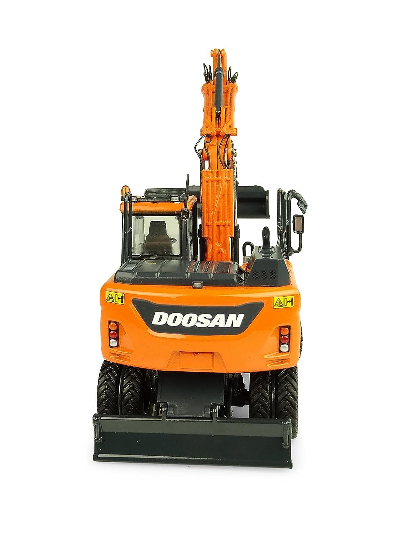 /Escala 1//50 uh8134 /Doosan dx160/W con 2/Accesorios/ Universal Hobbies/