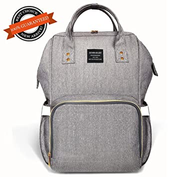 Amazon.com : Diaper Bag Travel Nappy Backpack