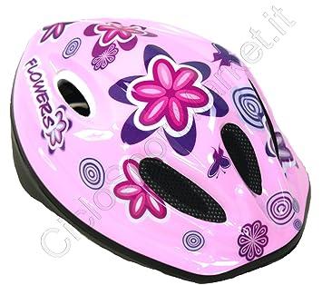 Casco Casco para bicicleta para niña FUXIA-S (48 mm-) 52 mm ...