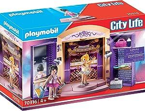 Playmobil Dance Studio Play Box