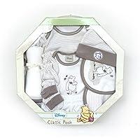 Disney 3111 Classic Pooh Giftset, Grey, 11-Piece