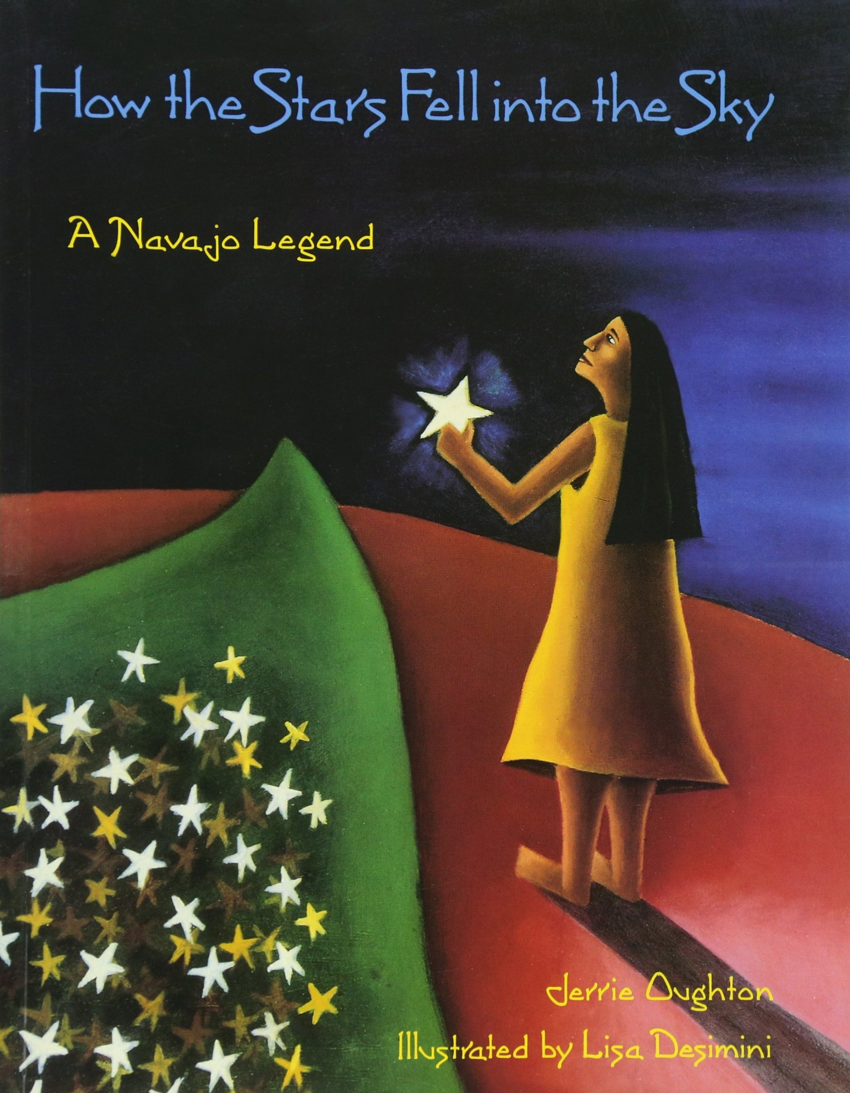 Download How the Stars Fell into the Sky: A Navajo Legend (Sandpiper Houghton Mifflin Books) pdf