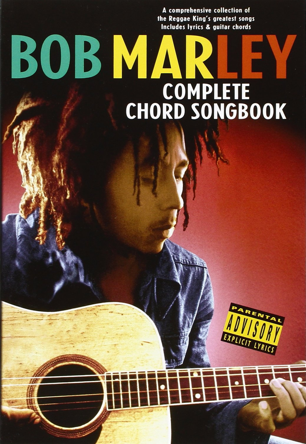 Bob Marley Complete Chord Songbook Unknown 9780711988507 Amazon