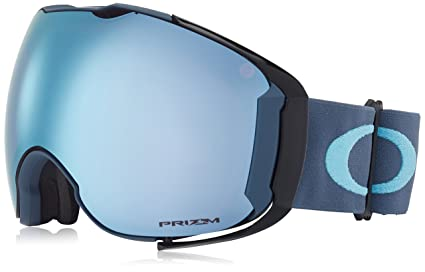 fbb0ffef0c76 Oakley Airbrake XL Adult Goggles - Iron Slate w Pzm Sapphire Pzm Rose