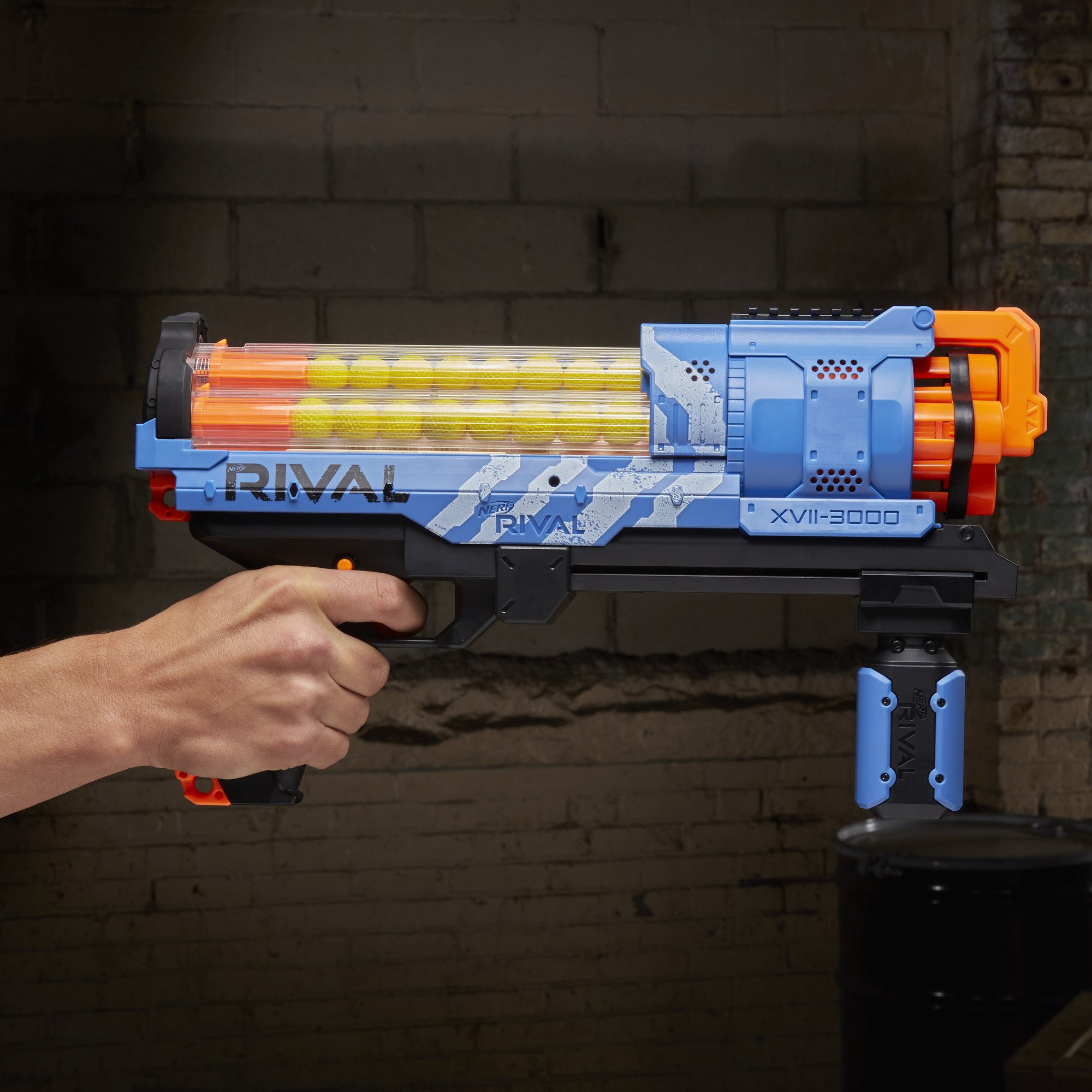 NERF Rival Artemis XVII-3000 Blue by NERF (Image #9)