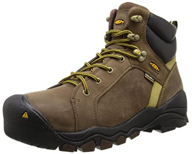 caf4c8409f Amazon.com   KEEN Utility Women's Salem Mid Steel Toe Work Boot ...