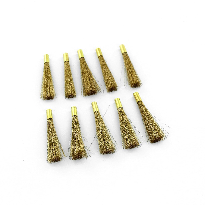 Modelcraft 10 x 4 mm Brass Refills, Pack of 10 Shesto Ltd PBU1020/2/10