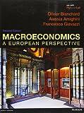Macroeconomics:  A European Perspective.