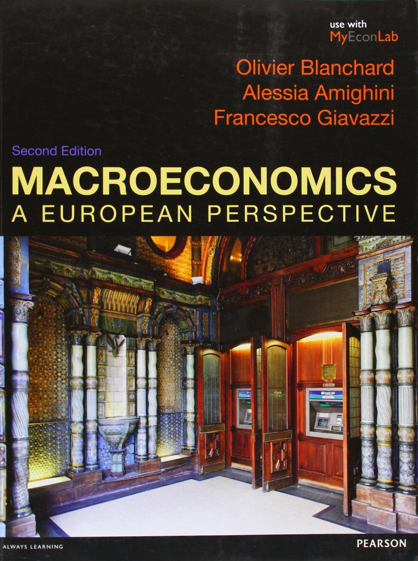 Blanchard Macroeconomics Pdf