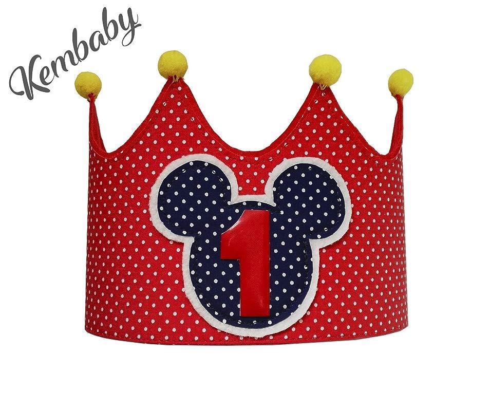 Corona primer cumpleaños 1 año para bebes niños y niñas ...