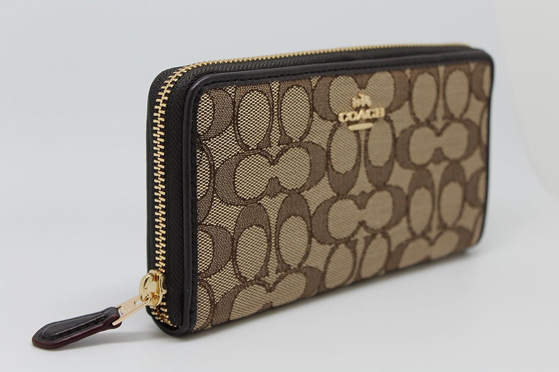 Amazon.com: Coach F54630 billetera clásica de PVC con ...