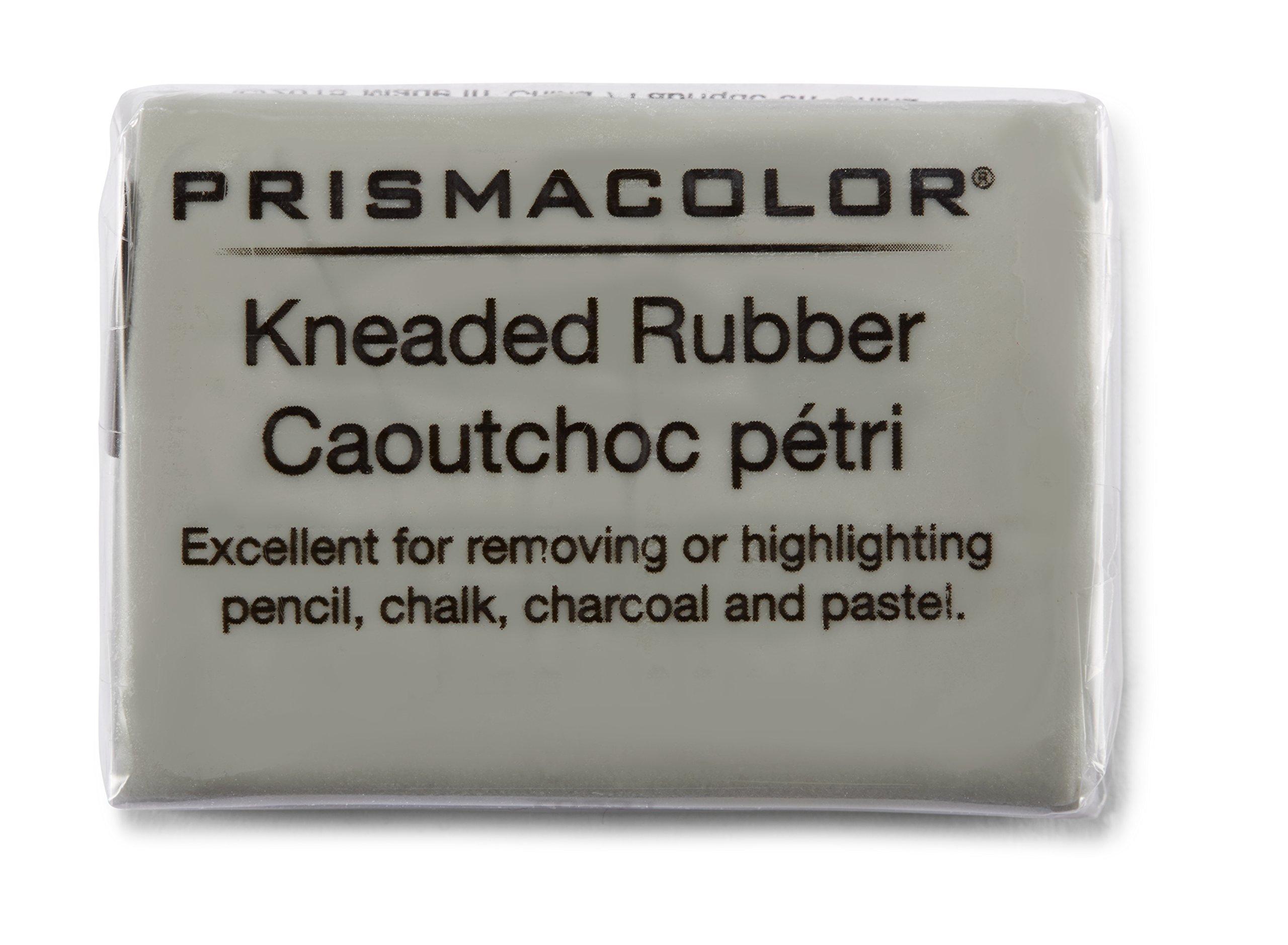 Prismacolor Premier Kneaded Rubber Eraser, Large, 1 Pack by Prismacolor (Image #1)