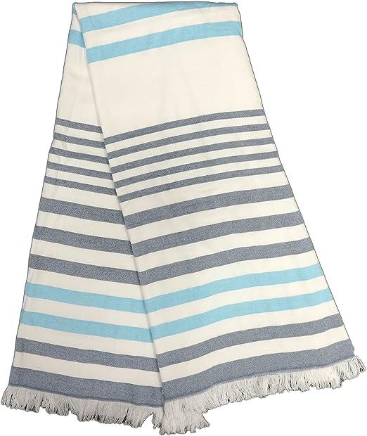 Zucchi Toalla playa cm.90 x 165 puro algodón lienzo de algodón ...