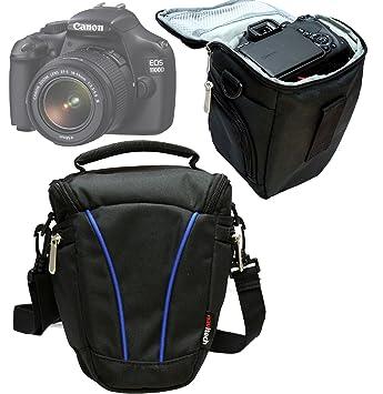 Navitech Funda Bolsa Para Cubrir Cámaras : Canon EOS 1100D/Canon EOS Rebel T3, Canon EOS 600D/Canon EOS Rebel T3i, Canon EOS 650D, Canon EOS 60D, ...