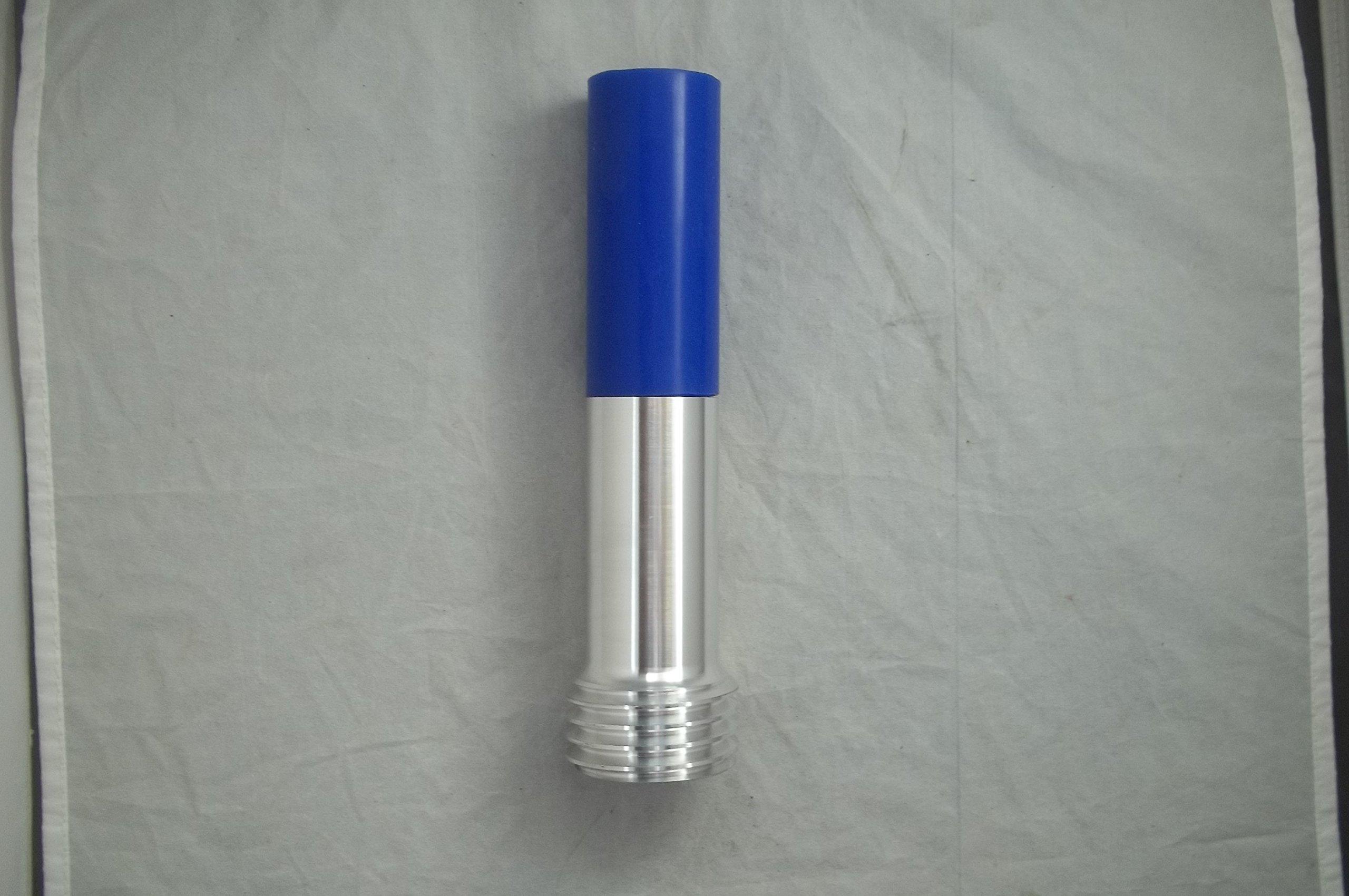 Blast Nozzle Tungsten Carbide with Aluminum Jacket Sandblast Size # 7