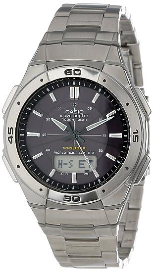 Casio WVA470DJ-1A Hombres Relojes