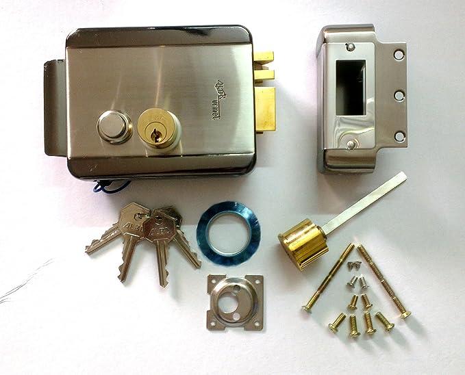 Alba Ur met Electronic Door Lock Dead Bolts at amazon