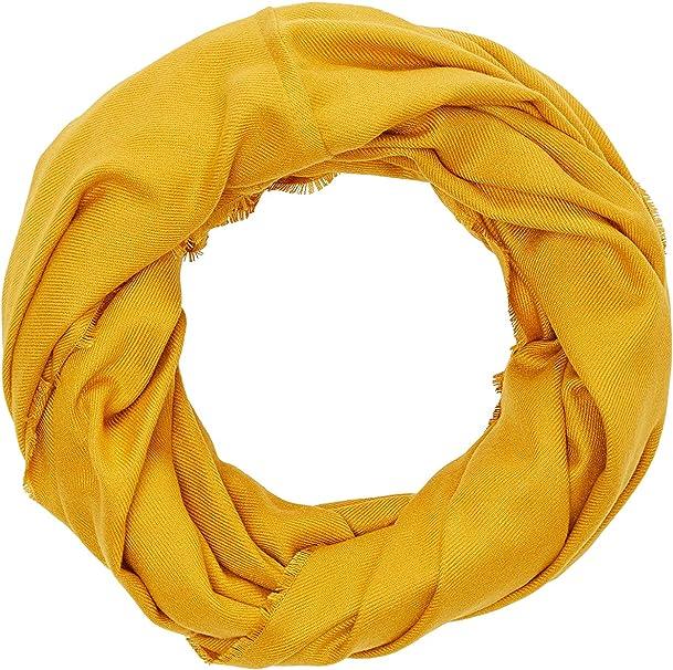 s.Oliver Damen Softer Schal aus Feinstrick