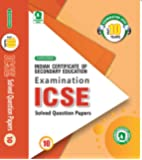 Evergreen ICSE Examinations Solved Question Papers Of Past 10 Years Class 10 (For 2020 Examination)