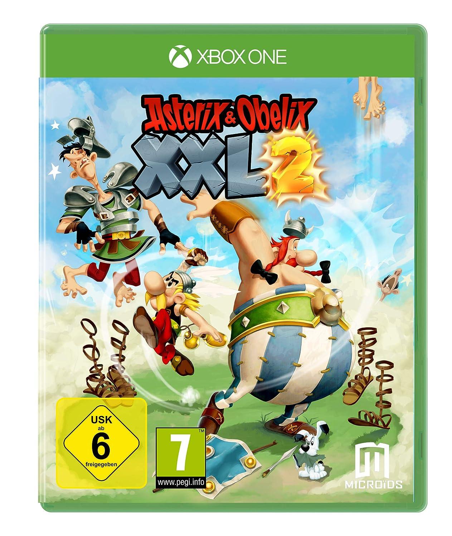 Asterix & Obelix XXL2: Standard-Edition (Xbox One)