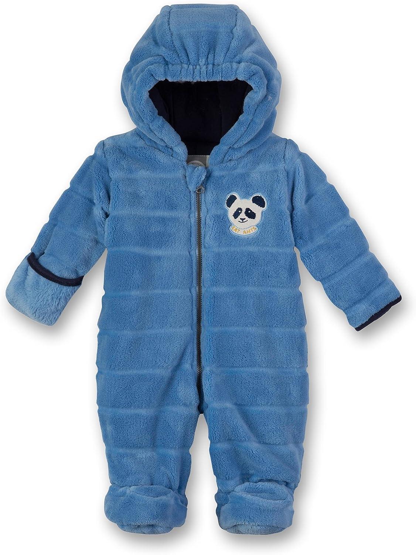 Sanetta Baby-Jungen Outdooroverall Schneeanzug