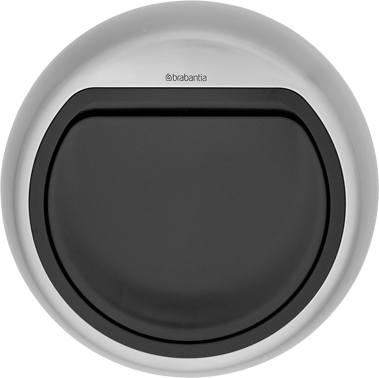 Tapa de Repuesto Brabantia Touch Bin//Twin Bin 40 l Acero Mate