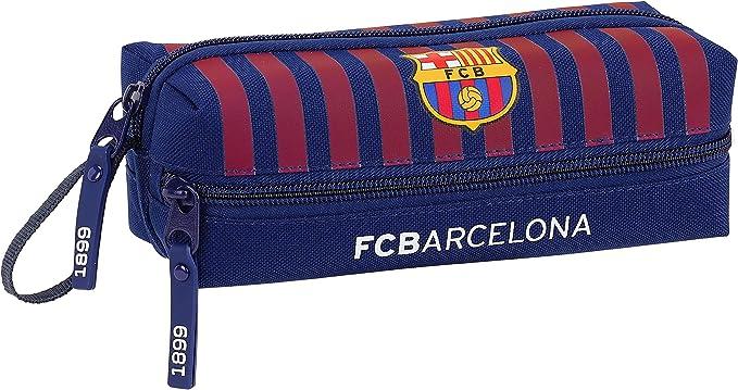FC Barcelona 811829823 2018 Estuches 20 cm, Azul: Amazon.es: Ropa y accesorios
