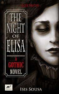 The Night of Elisa - Illustrated Gothic Novel