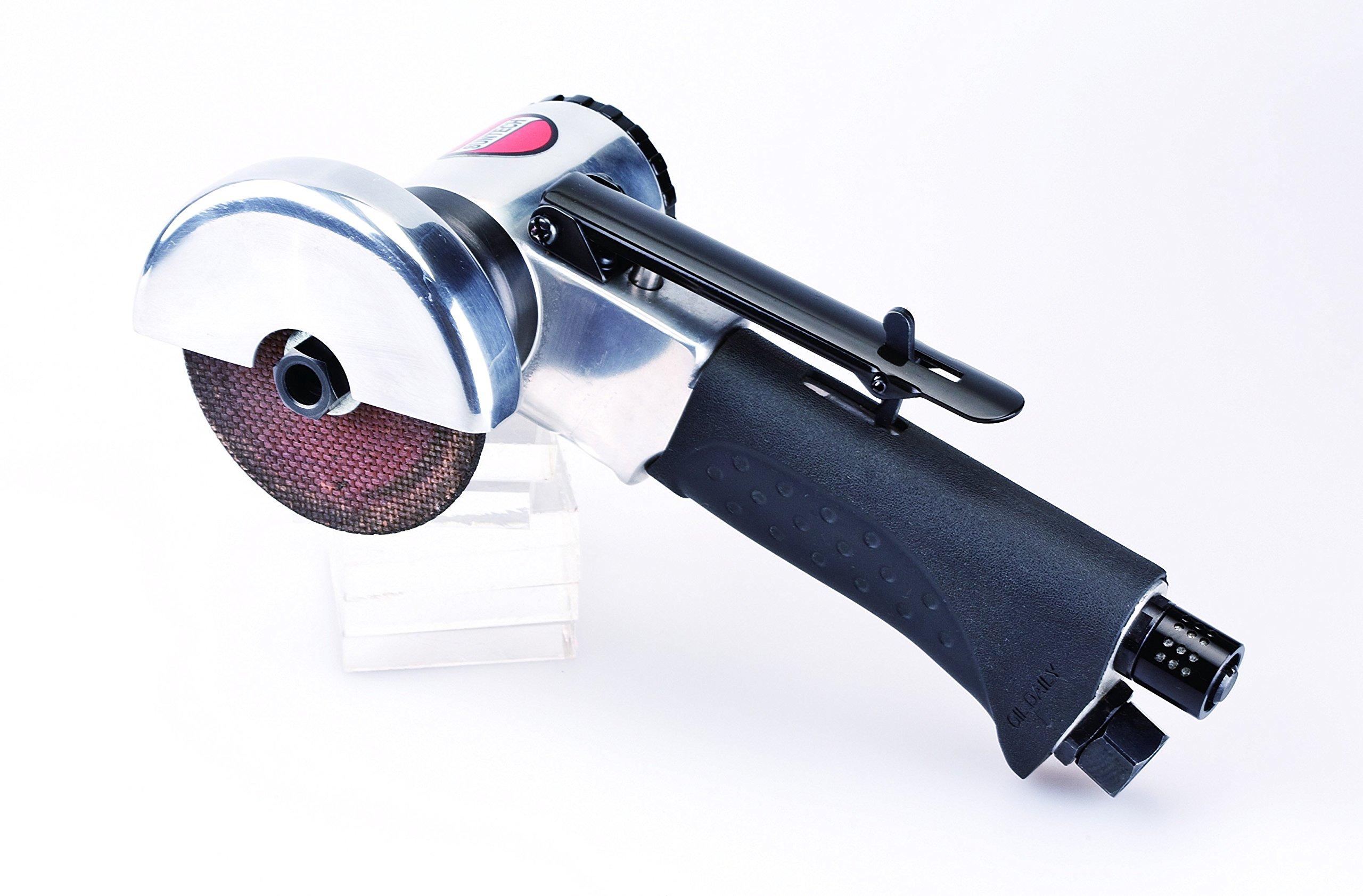 SUNTECH SM-5K-6200 Sunmatch Power Angle Grinders, Black