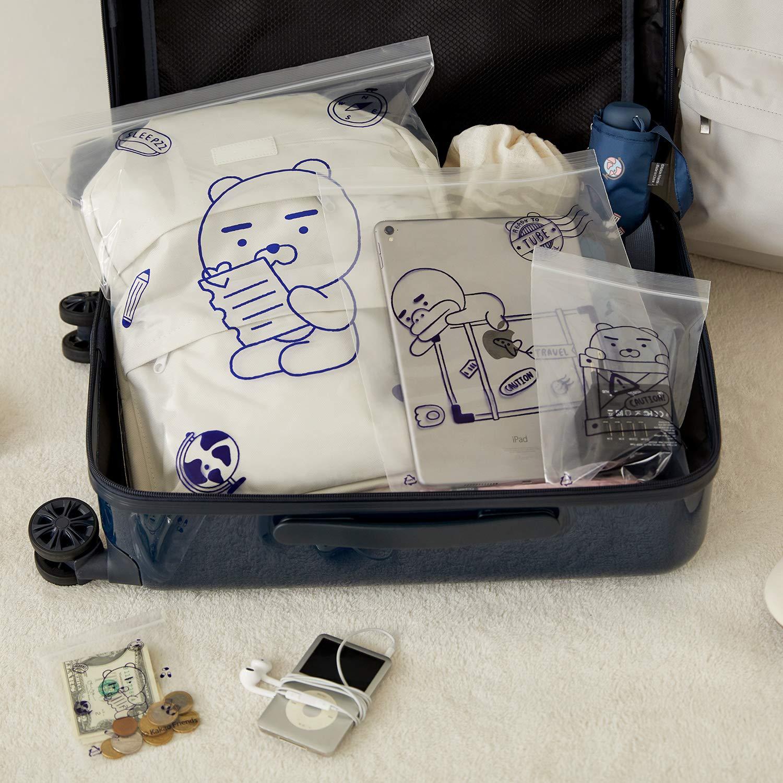 Ryan PVC Travel Name ID Identification Luggage Baggage Suitcase Handbag Tag KAKAO FRIENDS