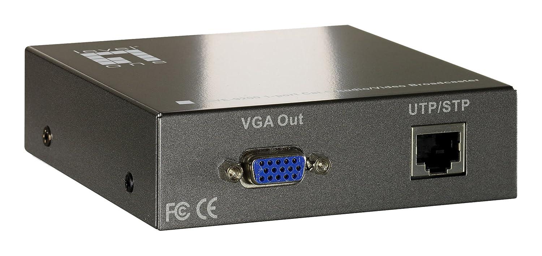 LevelOne KVExtender Audio/Vide, AVE-9200 579200