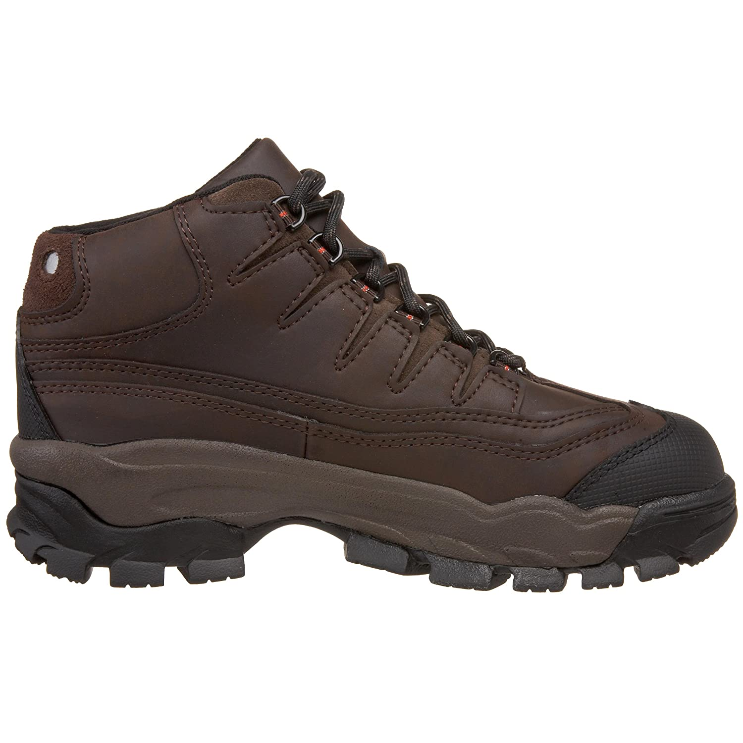 d4e8467ee0cc6 Amazon.com: WORX by Red Wing Shoes Men's 5301 Safety-Toe Boot,Brown ...