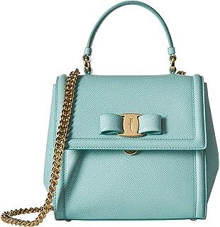 5a342da425cc Amazon.com  Salvatore Ferragamo Women s Tracy Calfskin Leather ...