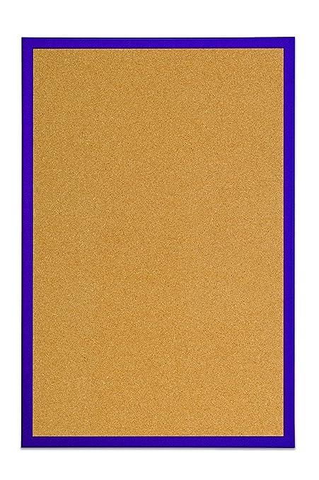 4 opinioni per Bi-Office Lavagna in Sughero, Cornice MDF Viola, 40x30 cm
