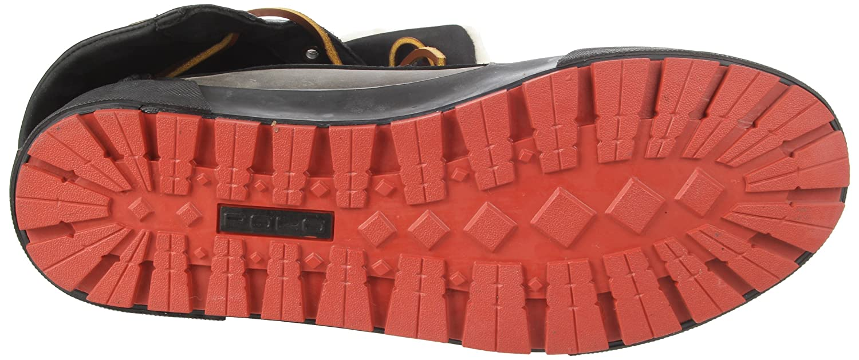 Amazon.com   Polo Ralph Lauren Mens Declan, Black/Grey, 7.5 D US   Snow Boots