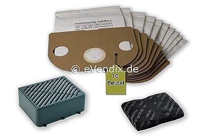 Aktiv Filtersystem Tiger 251252 Vorwerk Kobold