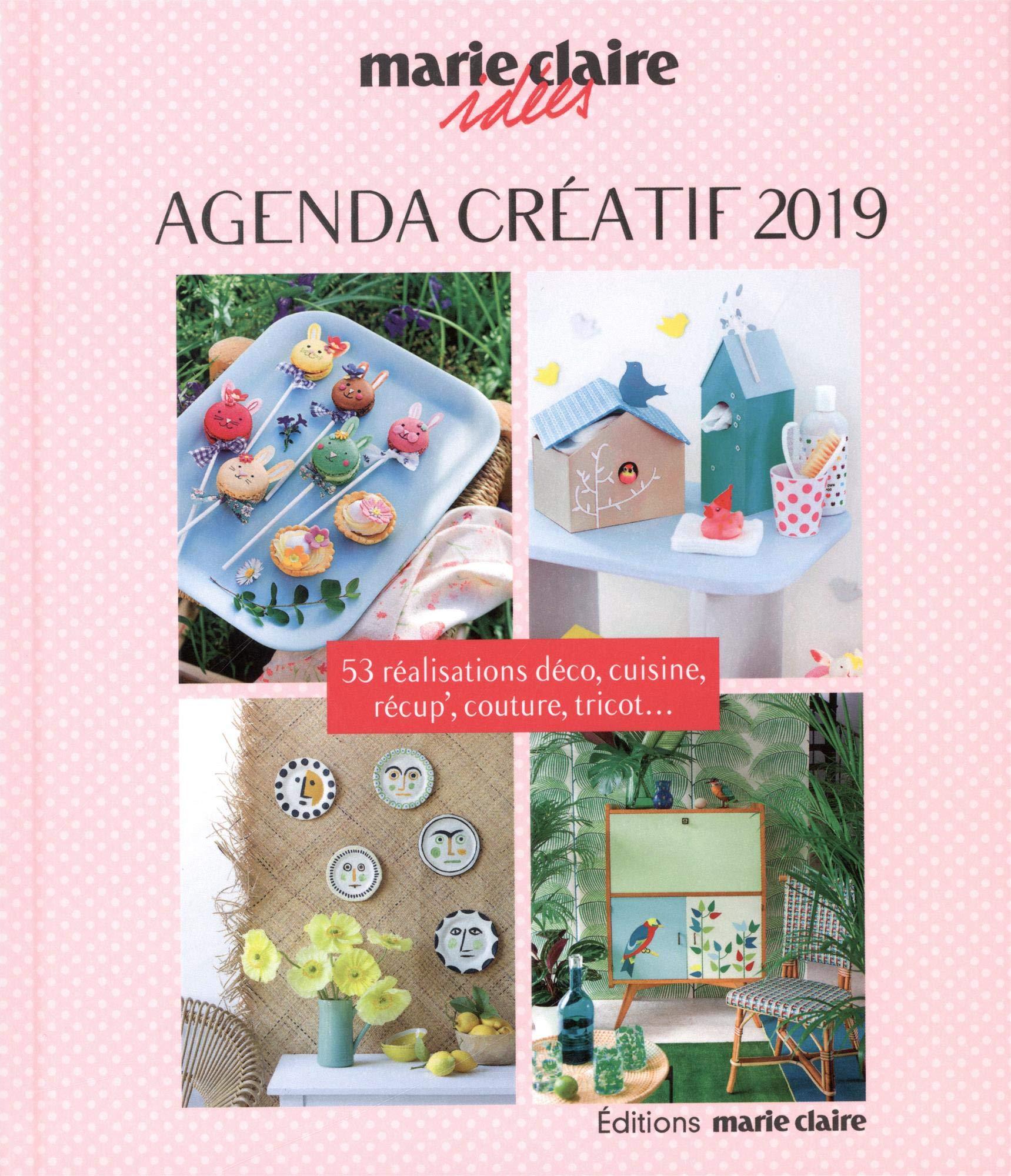 Agenda creatif marie-claire idees 17: Amazon.es: Marie Claire