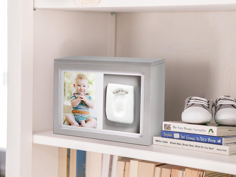 Caja de recuerdos color gris Pearhead P62002