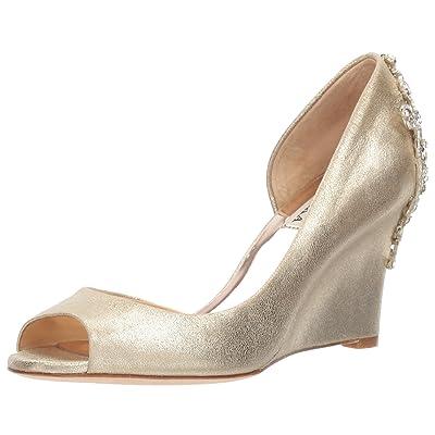 Badgley Mischka Women's Meagan II Pump: Shoes
