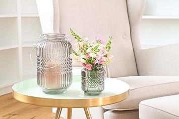 Windlichter Set Deko Blumenvasen Vasen Dekoration Wohnung ...