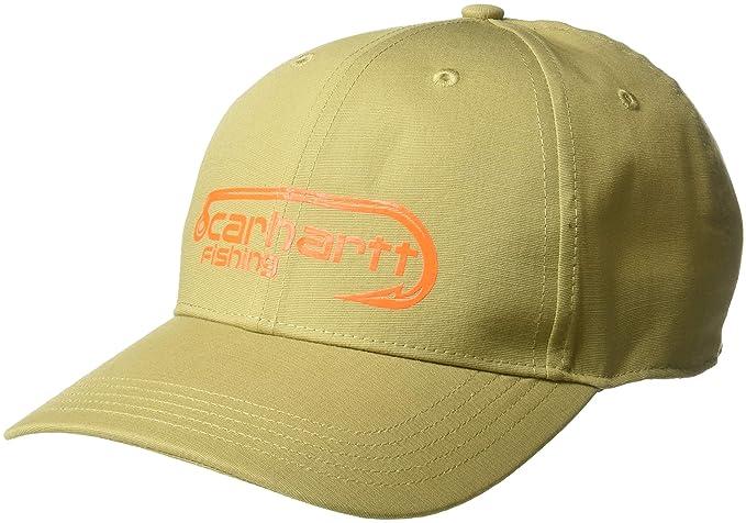 d048bcd0ab66b Carhartt Men s Force Extremes Fish Hook Logo Cap