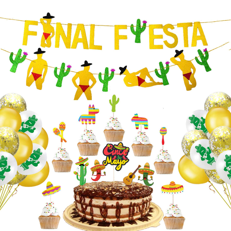 Amazon Com Mexican Fiesta Theme Party Decor Fiesta Party