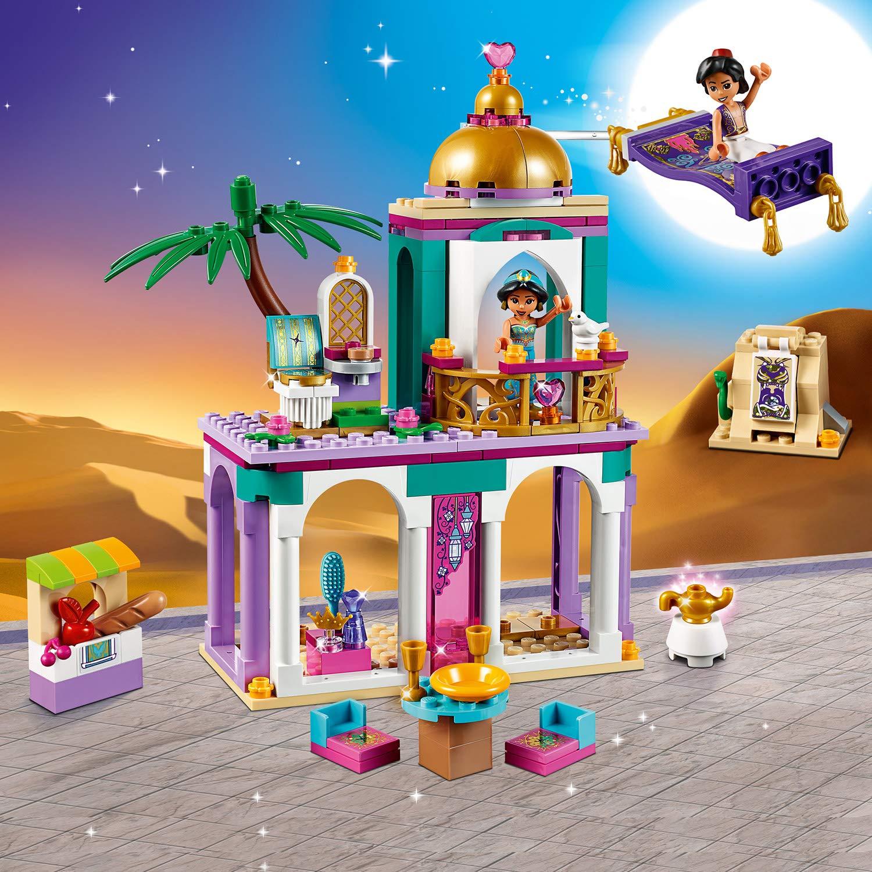 Aladdín Lego Palacio Y Construcción41161 Aventuras Disney Princess En Creativo De JasmineJuguete 54ALRj