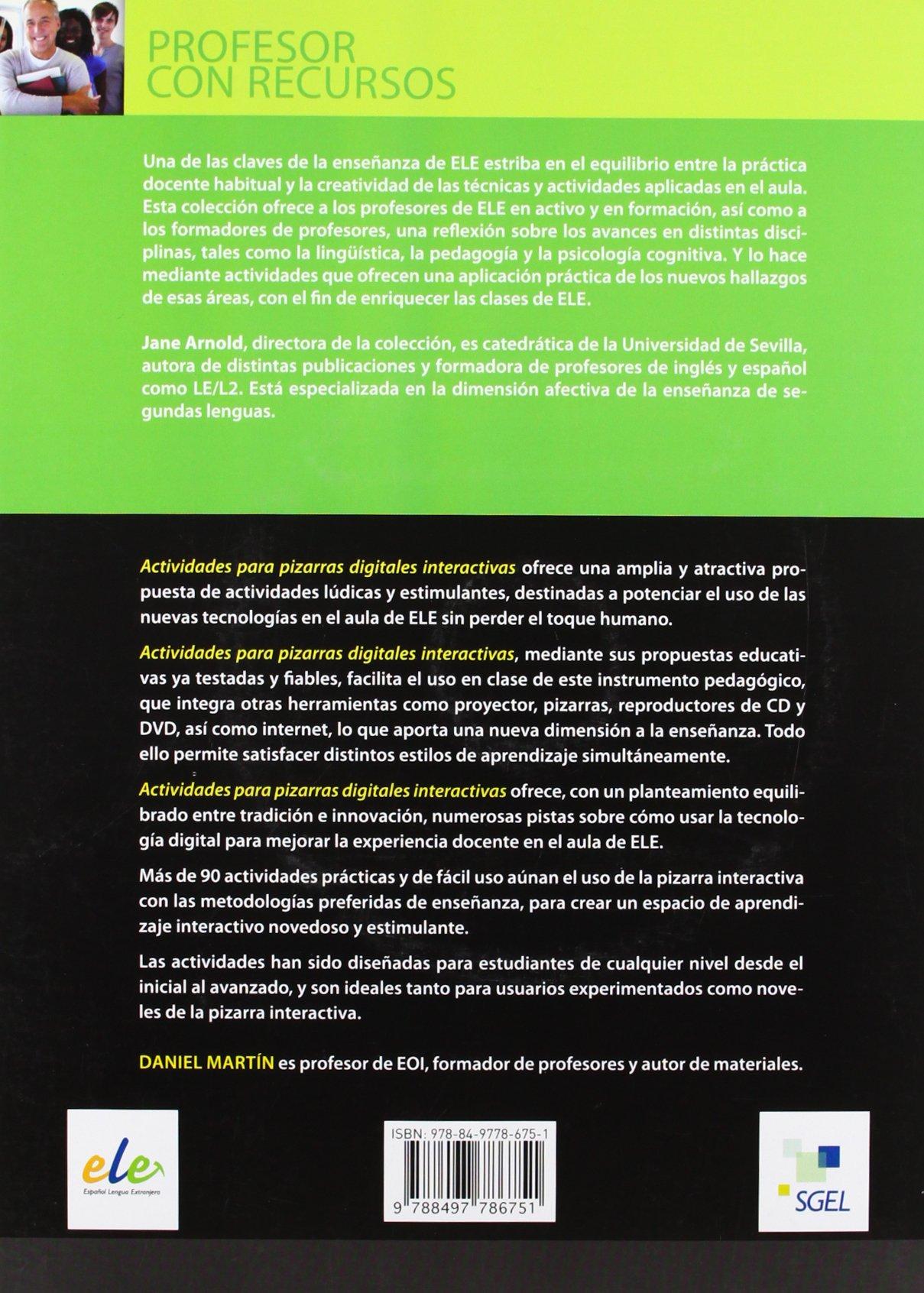 Recursos Profesor: Actividades Pizarras Digitales (Profesor Con ...