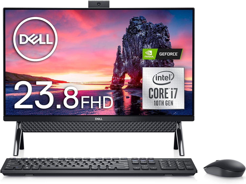 Dell デスクトップパソコン Inspiron 5490 Core i7