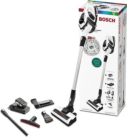 Bosch BBS1224 Unlimited Serie | 8 Aspirador sin cable, incluye 2 ...