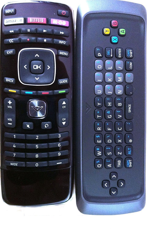 Control Remoto Dual Side Keyboard VIZIO E420i A1 E500i A1...