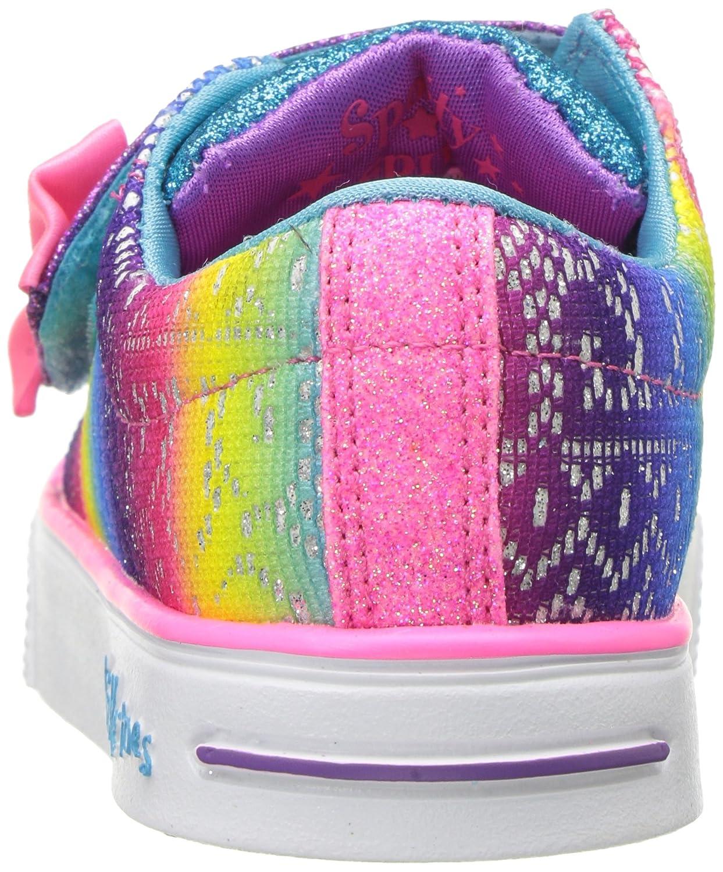Skechers Twinkle Breeze 2.0-Colour Croc Zapatillas Beb/é-para Ni/ñas